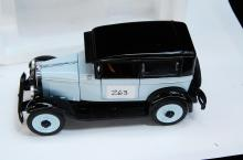 1928 Chevy 1/32 Baby Blue Model Car