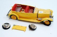 Vintage Hubley Model Car For Parts & Repair