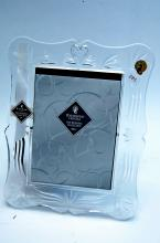 Waterford Crystal Wedding Collection Picture Frame