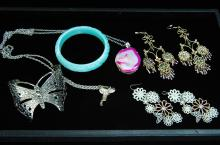 Modern Mixed Costume Jewelry Lot