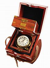 Russian marine chronometer.Nbr. 14696.