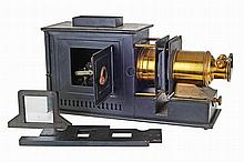Magic lantern early 20th century.