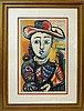 PICASSO LITHOGRAPH NUMBERED 714 OF 5000