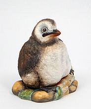 boehm bone porcelain puffin figurin