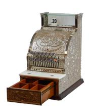 EARLY 20th CENTURY NATIONAL CASH REGISTER NCR