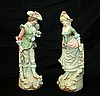 Pr ANTIQUE GRAFENTHAL GERMAN PORCELAIN BIQUE FIG'S
