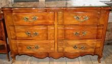 John Widdicomb French Provincial double dresser