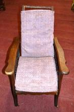 Child's Morris style chair