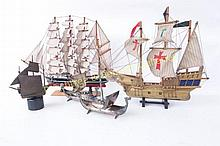 Group Five Model Ships