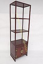 Chinese Four Shelf Etagere