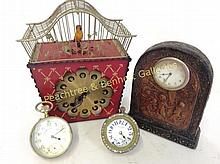 Group Four Clocks