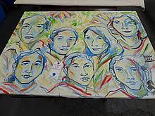 Philipp Britta Badon on Canvas 40