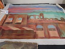Unframed Canvas 40