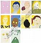 Contemporary Art: GARY HUME Portraits (Portfolio