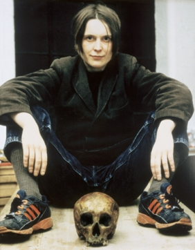 SARAH LUCAS (b. 1962) SELF-PORTRAIT WITH S...