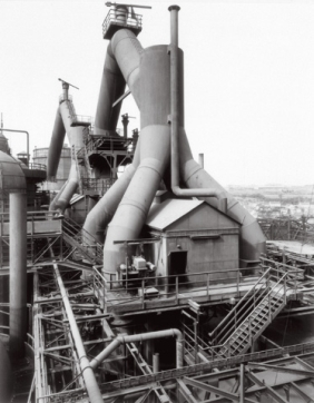 BERND AND HILLA BECHER (b. 1931 and 1934) ...