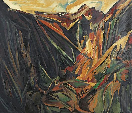 Contemporary Art: MICHAEL ASHCROFT David Bomberg,