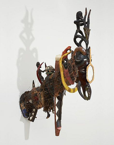 DAVID HAMMONS  Untitled, 2004