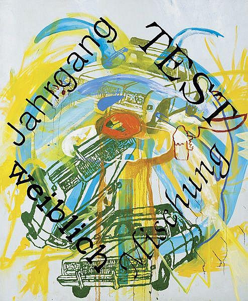MARTIN KIPPENBERGER  Untitled, 1990