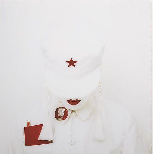KIMIKO YOSHIDA La Mariée Mao Autoportrait, 2006
