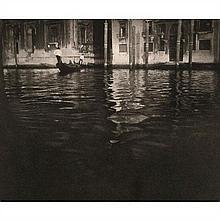 Edward STEICHEN (1879-1973) Venice, 1913