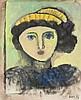 Francisco BORES (1898-1972) Sans titre, 1948