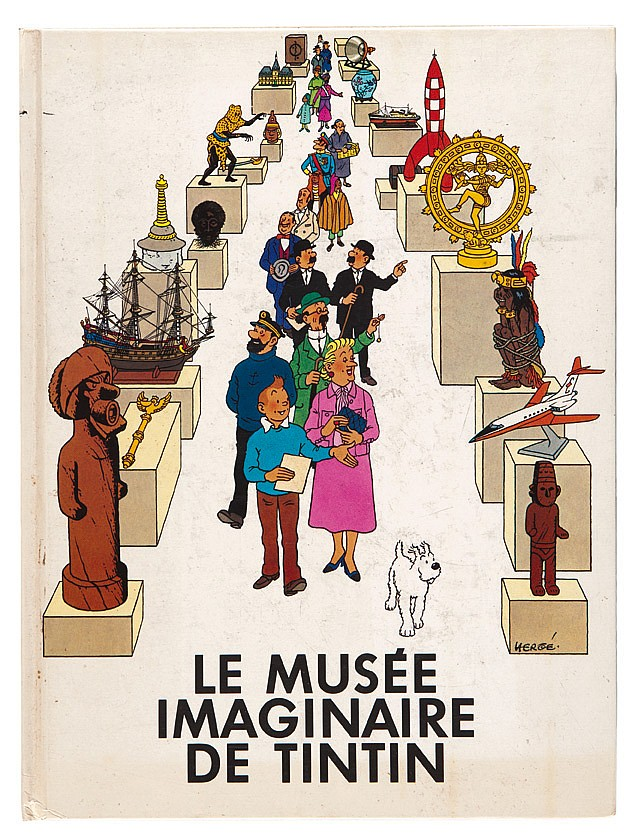 Le Musée imaginaire de Tintin