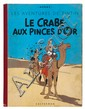 Le Crabe aux pinces d'or