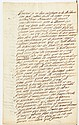 Henri de La Tour d'Auvergne, duc de BOUILLON (1555-1623) maréchal de France. L.A. (minute), [1620 ?] ; 4 pages et demie in-fol. [Anc..