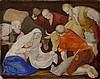 D'après Jacopo BASSANO (Circa 1510-1592) L'adoration des bergers