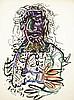 Samuel FEIJÓO (1914-1992) Autoretrato, 1971