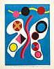 Jorge P. CASTAÑO (1932-2009) Ensemble d'estampes: