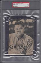 1948 American Association Babe Ruth Yankees HOF PSA Grade 5 EX