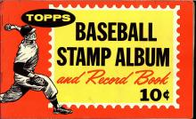 1962 Topps Stamp Album 116 Different Stamps