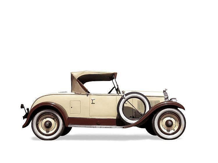 Buick Roadster 1929 par Fischer Châssis : n°