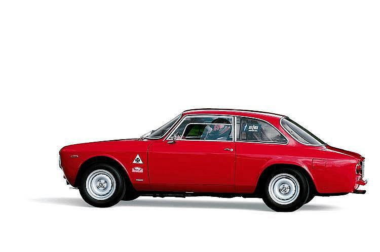 1970 Alfa Romeo GTA 1300 Junior Chassis : AR