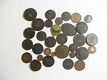 George II and Later Tokens and Model Coins