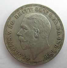 George V 1935 Crown