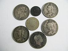 George III and Victorian Silver Coins