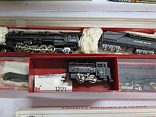 Rivarossi HO Baltimore & Ohio 2-10-2 Steam Engine #6206