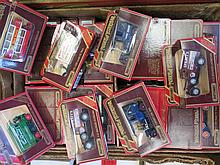 Box of 58 Matchbox Models of Yesteryear