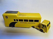 A Budgie Toy 'Jumbo' AA Mobile Traffic Control Unit