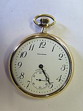 A 9ct Gold Cased Pocket Watch