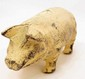 CAST IRON PIG PAPERWEIGHT