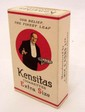 VINTAGE KENSITAS TOBACCO CIGARETTE BOX