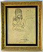 Pablo Picasso Mother with Child and Hand Study Print