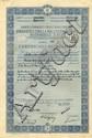 Prestito della Ricostruzione Redimibile 3,50% a premi dal 1947 al 1951 e con esenzione tributaria - D.L. 26 ottobre 1946 n. 262 e 8 dicembre 1946 n. 453