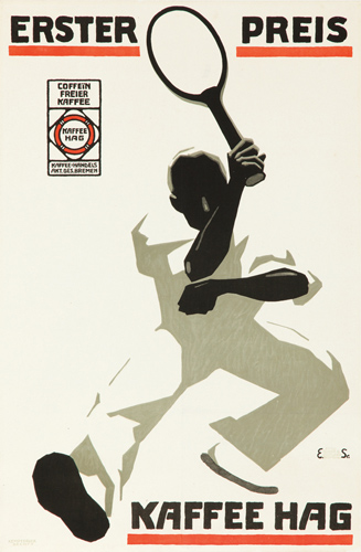 Kaffee Hag / Erster Preis. 1915