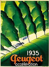 Peugeot 1935. 1936