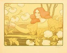 Les Boules de Neige. 1900